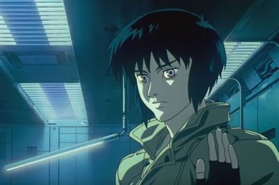 New Ghost in the Shell Anime Series Heading to Netflix