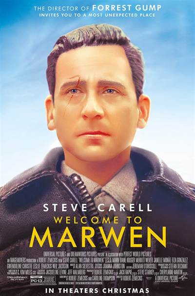 Win Complimentary Passes For Two To An Advance Screening of Universal Pictures' WELCOME TO MARWEN