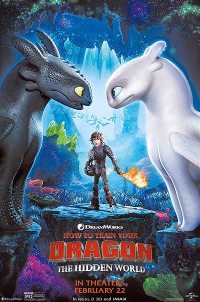 Win Complimentary Passes For Two To An Advance Screening of Universal Pictures' How To Train Your Dragon: The Hidden World
