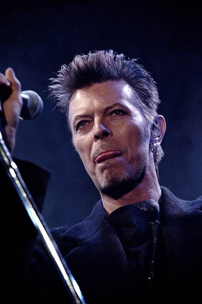 David Bowie Project to Move Forward After Live Nation Executive Shakeup