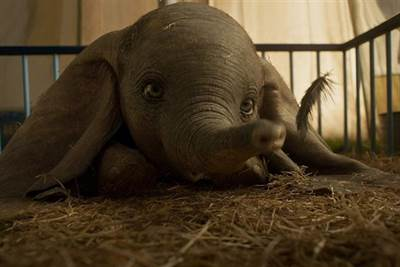 Disney Offering Sneak Peeks of Dumbo Beginning This Weekend
