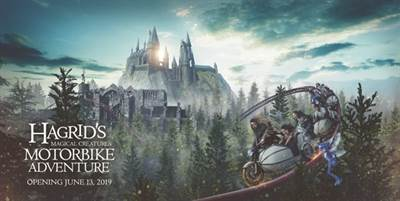 More Details Released About Universal Orlando Resort's Hagrid's Magical Creatures Motorbike Adventure