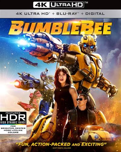 Win Bumblebee on 4k UHD!