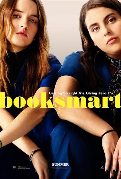 Get Passes To See An Advanced Screening of Booksmart