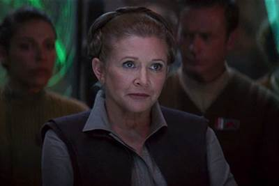 Carrie Fisher to Make Appearance in The Rise of Skywalker