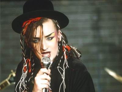 Music Icon Boy George Up Next for Biopic Treatment