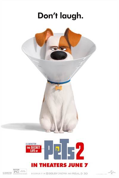 Win Passes For Two To An Advance Screening of Universal Pictures' Secret Life of Pets 2