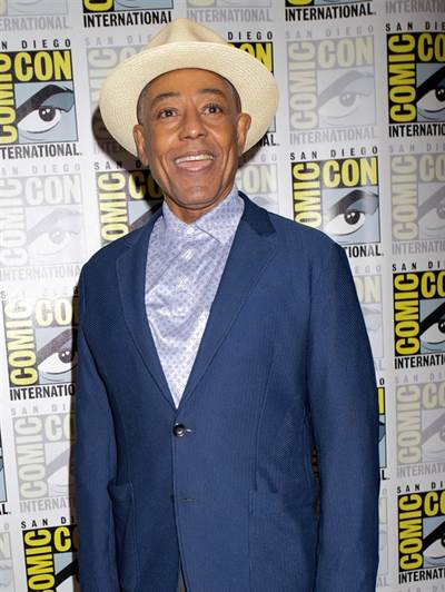 Giancarlo Esposito Talks Creepshow at Comic Con