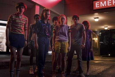 Netflix Renews Stranger Things for Season 4