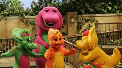 Mattel to Release Live-Action Barney Film
