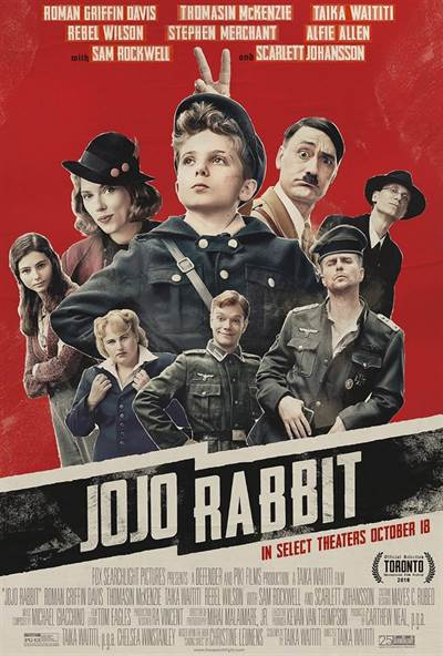 See An Advance Screening of JoJo Rabbit