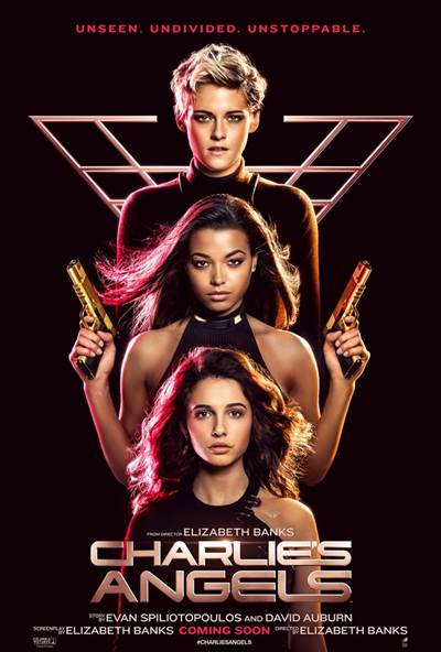Win Passes To See An Early Screening of Charlie's Angels in Florida