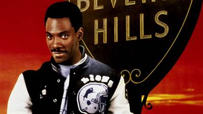 Beverly Hills Cop 4 Presented By Netflix?