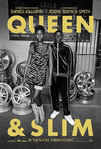 Complimentary Passes For Two To A Screening of Universal Pictures' Queen & Slim