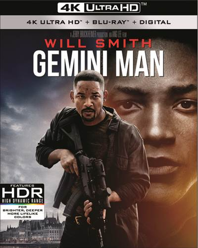 New Decade, New Will Smith?  You Decide and Enter To Win Your Own 4K of GEMNI MAN