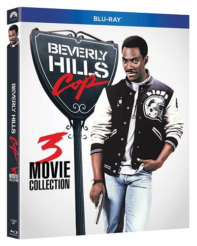 Win A Copy of  the Original Bad Boy, Axel Foley, on Blu-ray Combo Pack