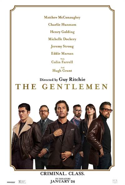 See Guy Richie's The Gentlemen Early in West Palm Beach and Miami, Florida