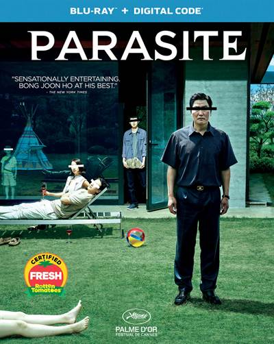 Win a Free Copy of The Cannes Film Festival Winner, Parasite