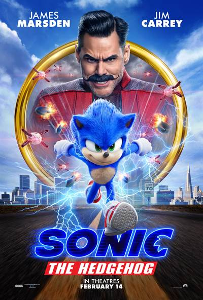Win Passes To See A Screening of SONIC THE HEDGEHOG in Miami