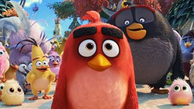 Netflix Orders Angry Bird Series