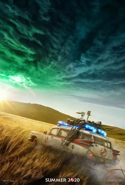 Ghostbusters and Other Films Newest In Series of Delayed Releases