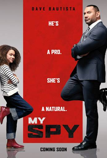 My Spy Gets Amazon Prime Release Due to Covid 19