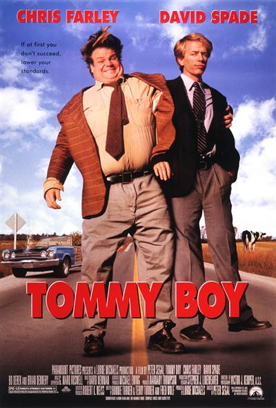 An Experience To Remember, Watching Tommy Boy With Director Peter Segal and Fans
