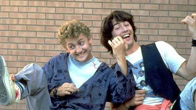 Fans Can Party On With Bill and Ted for the Upcoming Face the Music Film
