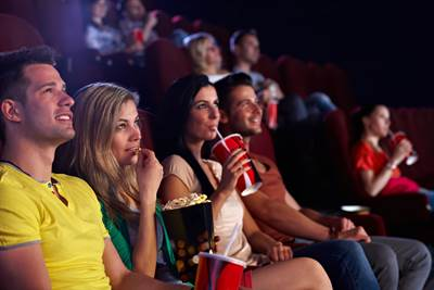Cinemark Theatres Won't Require Face Masks Once Open
