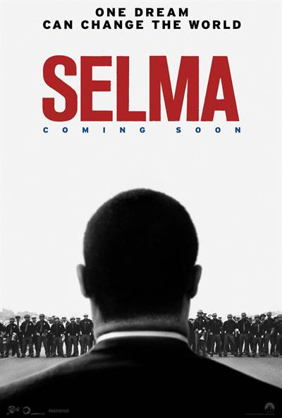 Paramount Pictures Releases Selma for Free Rental