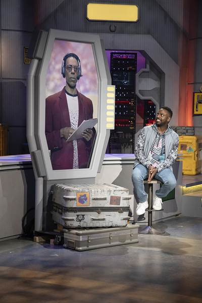 The Great Debate Host, Baron Vaughn Discusses The Good, The Bad and The Ugly…and that's just the cast.