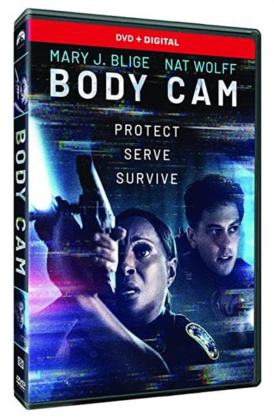 Win a Copy of Body Cam Starting Mary J. Blige