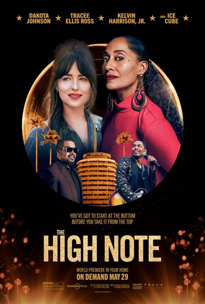 Win a Digital Copy of The High Note From FlickDirect and Universal Pictures