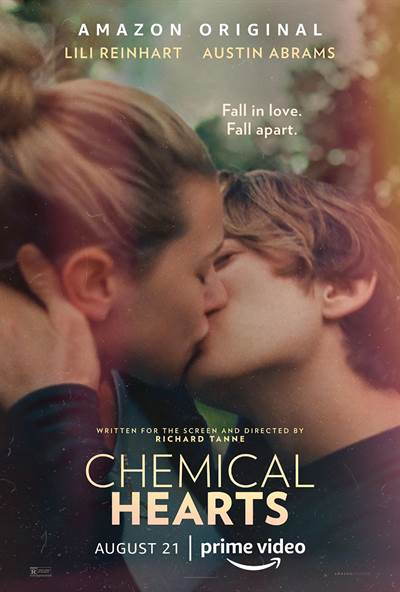 See a Virtual Screening of Amazon Studios Chemical Hearts
