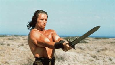 Conan the Barbarian Series Coming to Netflix