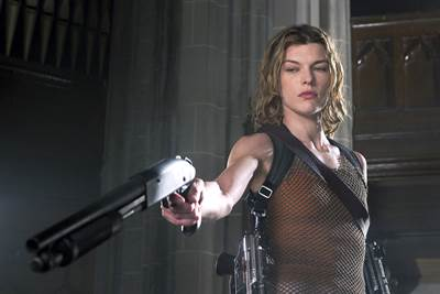 Resident Evil Origin Film in the Works
