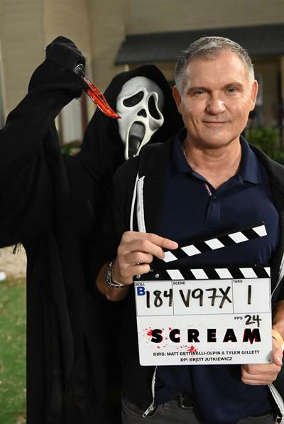 New Scream Film Wrapped and Heading to Theatres January 2022