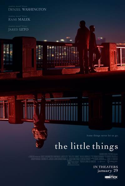 Win a Prize Package and/or a Fandango Code For Warner Bros. The Little Things