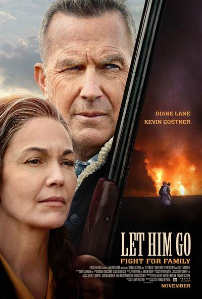 Win a Digital Code for Kevin Costner's Latest Movie, Let Him Go