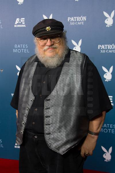 Game of Thrones' George R.R. Martin Bringing Roadmarks to HBO