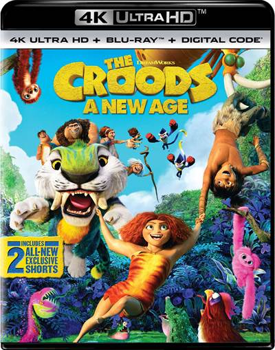 Win a 4K UHD Copy of The Croods: A New Age