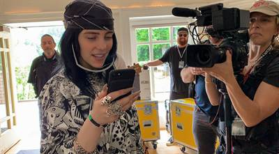 Billie Eilish: The World's A Little Blurry Event to Premiere on Apple TV Plus