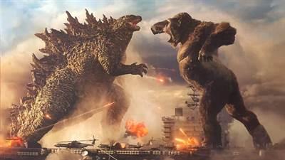 Godzilla vs. Kong Sets Box Office Record