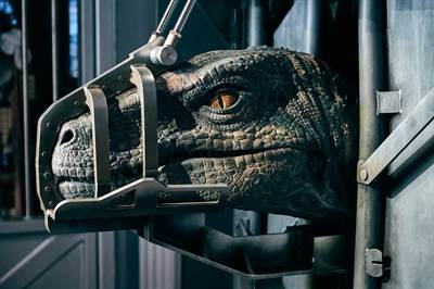 Details Revealed for Universal Orlando's Jurassic World VelociCoaster