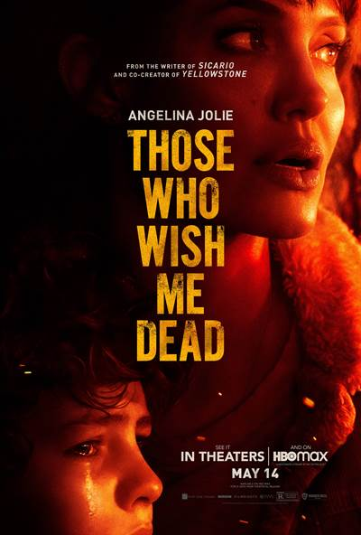 Flash Contest To Receive Tickets to See Angelina Jolie's New Film, Those Who Wish Me Dead