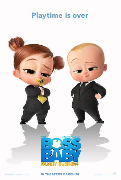 The Boss Baby: Family Business Will Stream on Day / Date of Theatrical Release