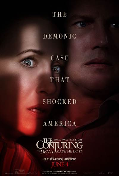 FLASH CONTEST - See The Conjuring: The Devil Made Me Do It Early In Florida