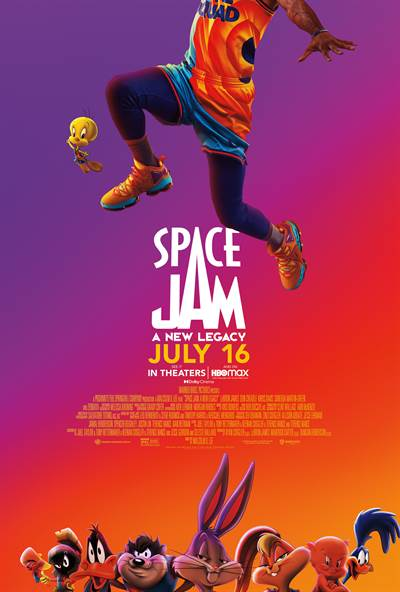 FLASH CONTEST - Space Jam: A New Legacy Early In Florida