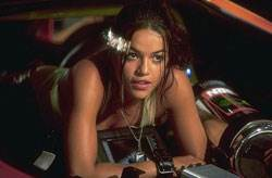 Michelle Rodriguez To Reprise Role in Fast and the Furious 4