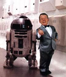 Star Wars Actor Kenny Baker, R2D2, Struck With Mysterious Illness